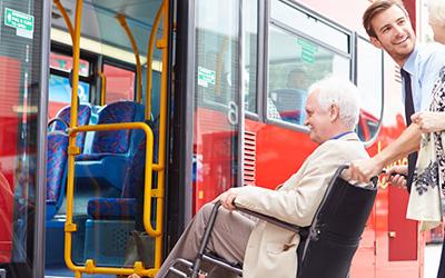 Accueil des personnes à mobilité réduite – APMR
