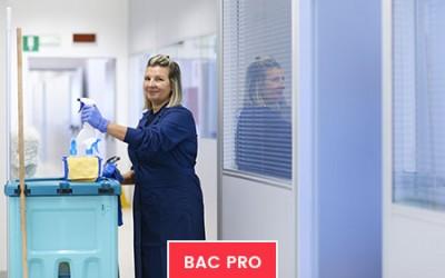 Bac Pro Hygiène, propreté & stérilisation