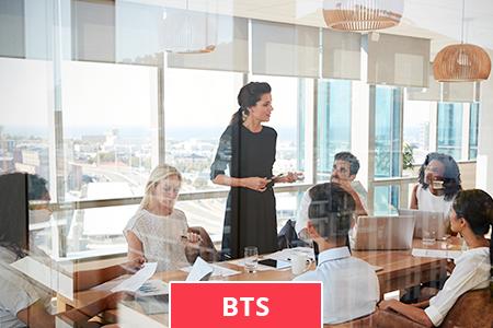 BTS management des unités commerciales