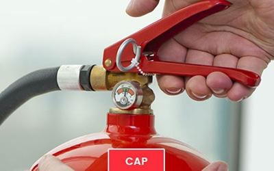 CAP Agent vérificateur d'appareils extincteurs