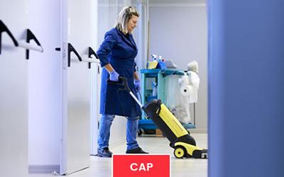 CAP Agent de Propreté et d'Hygiène