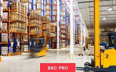 Bac Pro Logistique