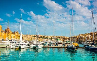 Immersion à Malte