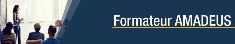 Formateur / formatrice Amadeus