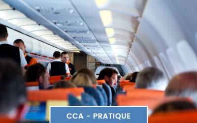 Hôtesse de l'air / Steward CCA – Pratique