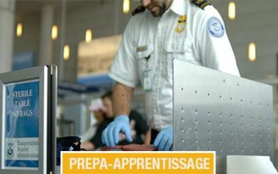 Prépa-Apprentissage MC Sûreté des Espaces ouverts au public