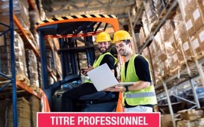 Titre Pro Technicien(ne) en logistique d'entreposage